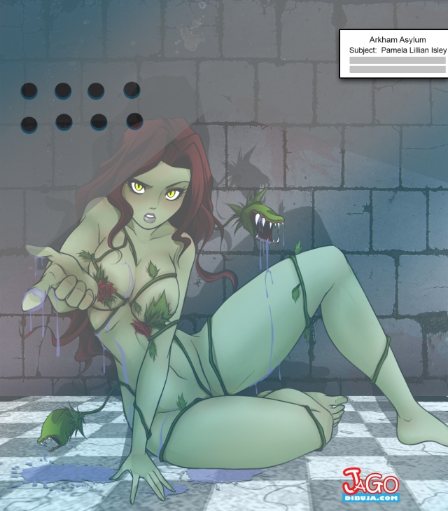asylum poison ivy censored